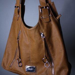 Nine West genuine leather hand bag